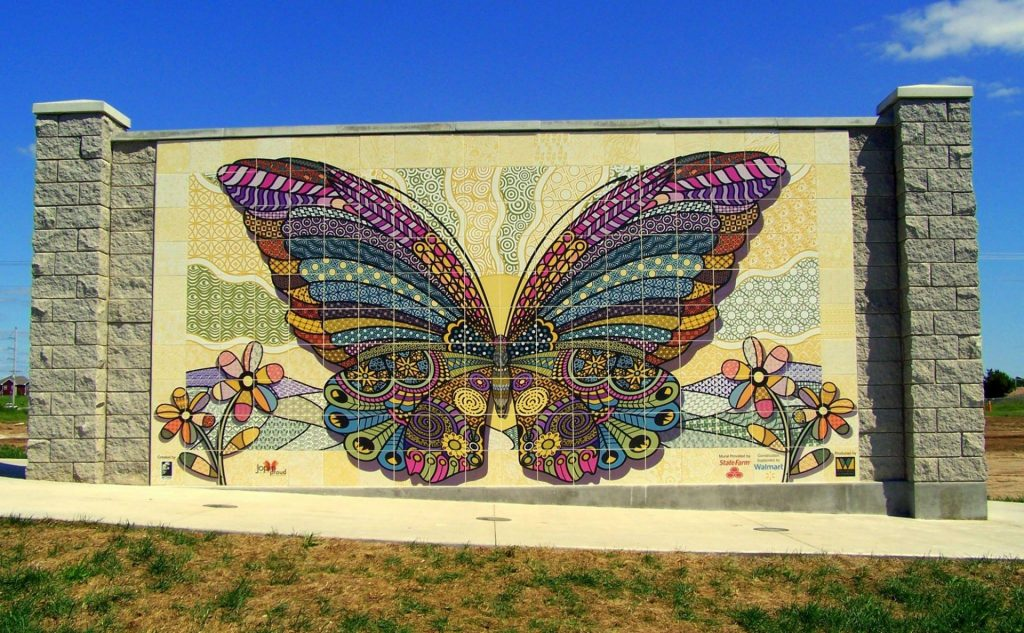 On The Wings Of Butterflies | How Art Helped the Community of Joplin Recover from Devastation