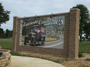 ROUTE 66 | CUSTOM OUTDOOR MURALS
