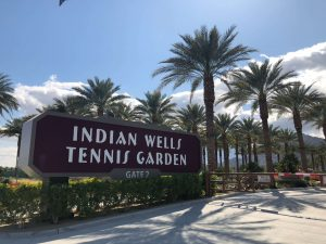 BNP PARIBUS OPEN |INDIAN WELLS TENNIS GARDEN